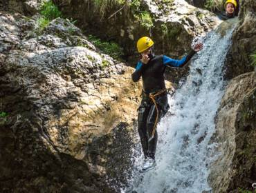 Classic canyon – Sušec