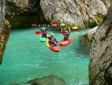 Sit on top kayak